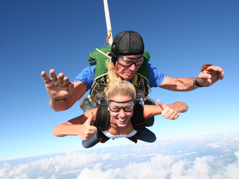 Skydive Maubeuge – Ecole de Parachutisme - Vieux Reng
