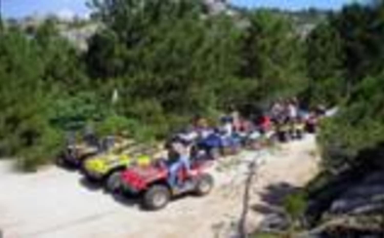 Corsica mountain quad - PORTO VECCHIO