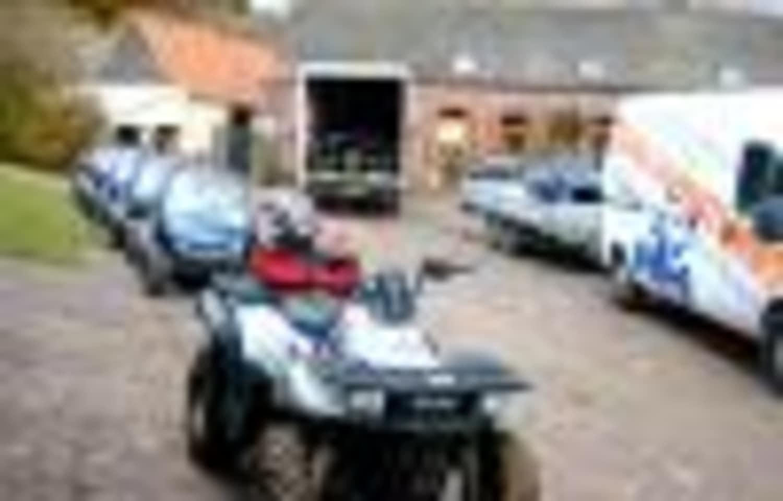 Quad aventures 59 - Dunkerque