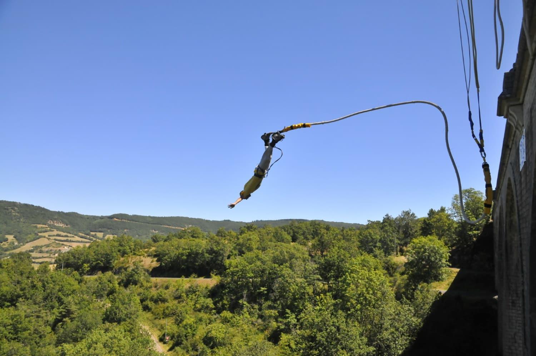 Antipodes Sport Nature - Viaduc Sainte Eulalie de Cernon, à 2h de Nîmes - Gard - Nîmes