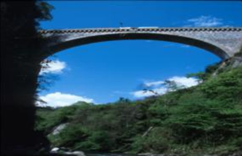 Luz Aventure - Pont Napoléon - Luz Saint Sauveur