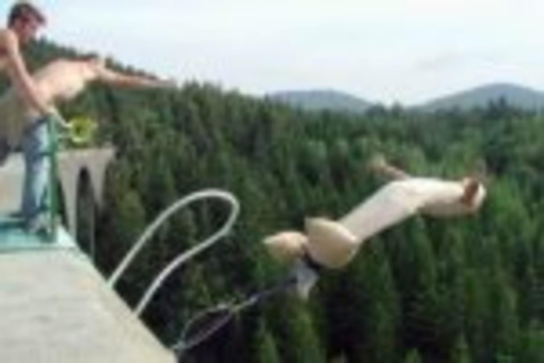 Cap Liberty - Nouveau, saut pendulaire ! - Le Monastier sur Gazeille