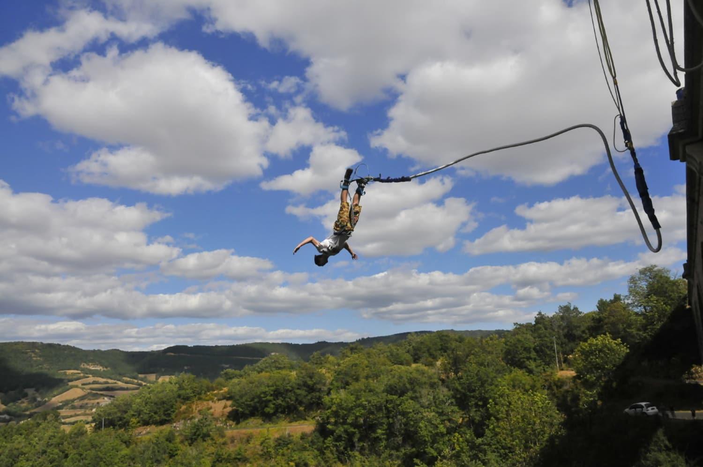 Antipodes Sport Nature - saut à l'élastique à 1 h de Montpellier - Montpellier