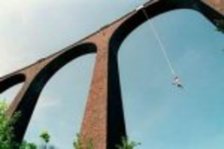 Cap Liberty - Viaduc de la Recoumène - Le Monastier sur Gazeille