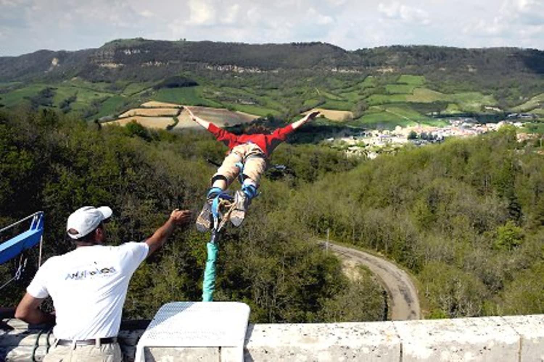Antipodes Sport Nature - Viaduc de Sainte Eulalie de Cernon à environ 2h de Toulouse - Toulouse
