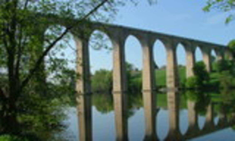 Oxygene 40 saut à l'élastique du viaduc de L'Isle Jourdain en Charente - L'ISLE JOURDAIN