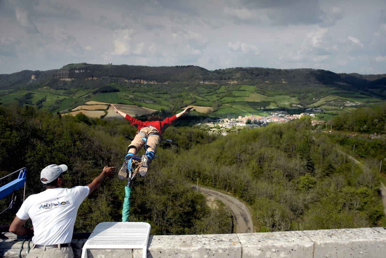 Antipodes Sport Nature Viaduc Saint Eulalie de Cernon - Sainte Eulalie de Cernon