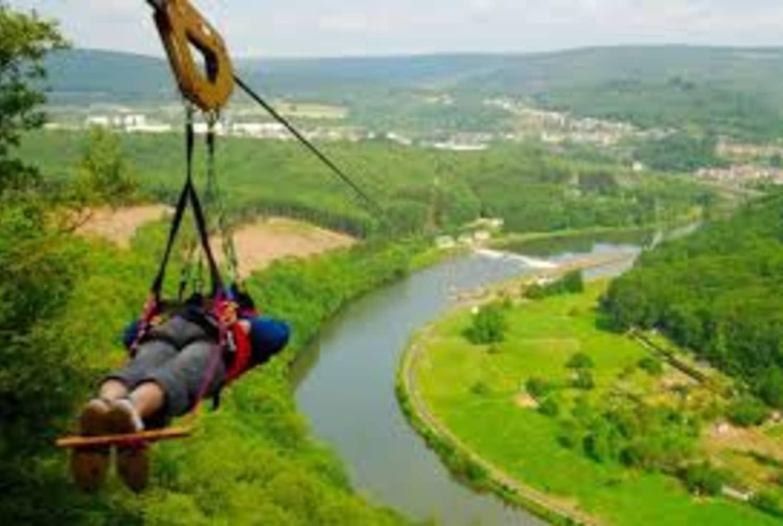 Aventure Parc Fumay - Terraltitude dans les Ardennes - VIREUX-WALLERAND