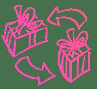 Cadeau échangeable