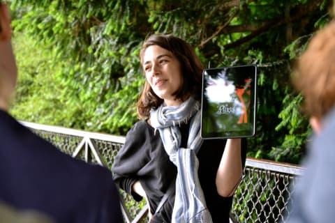 Ciné-Balade à Montmartre