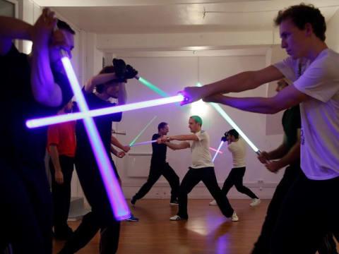 Devenez Jedi en vous initiant au Sabre Laser !