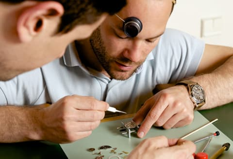 """Initiation horlogerie - Atelier """"First Time"""""""