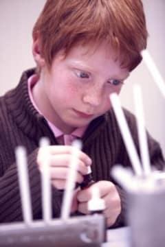 """Atelier parfum interactif: """"duo de nez"""" parent enfant (6-15 ans)"""