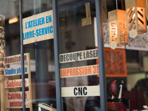 Bricolez en liberté au cœur de Paris: location atelier à l'heure