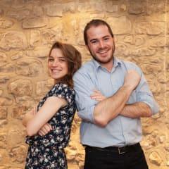 Céline et Guillaume