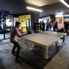 Gossima Ping-Pong Bar