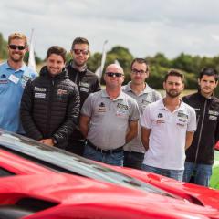 Sylvain & son équipe