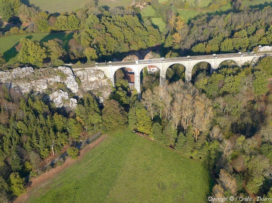 Viaduc de Coquilleau, saut à l'élastique en Vendée