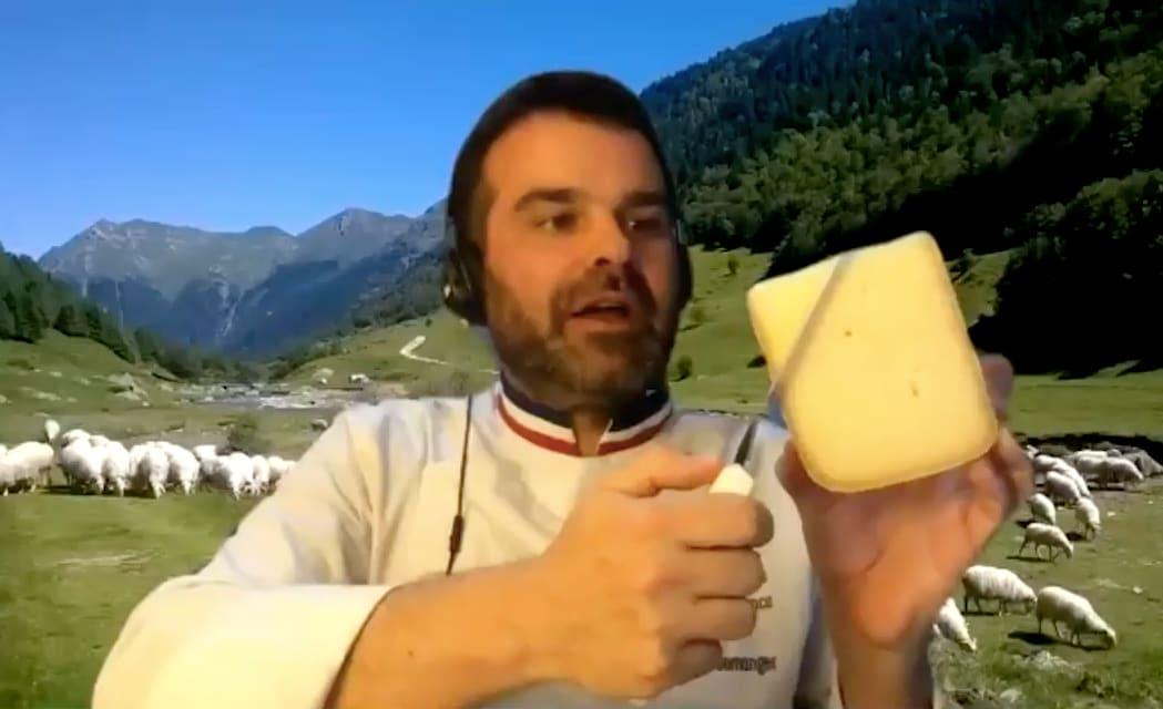 dégustation fromage en ligne
