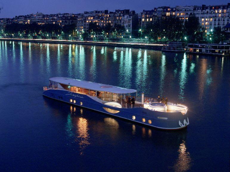 Le Yacht de Joséphine