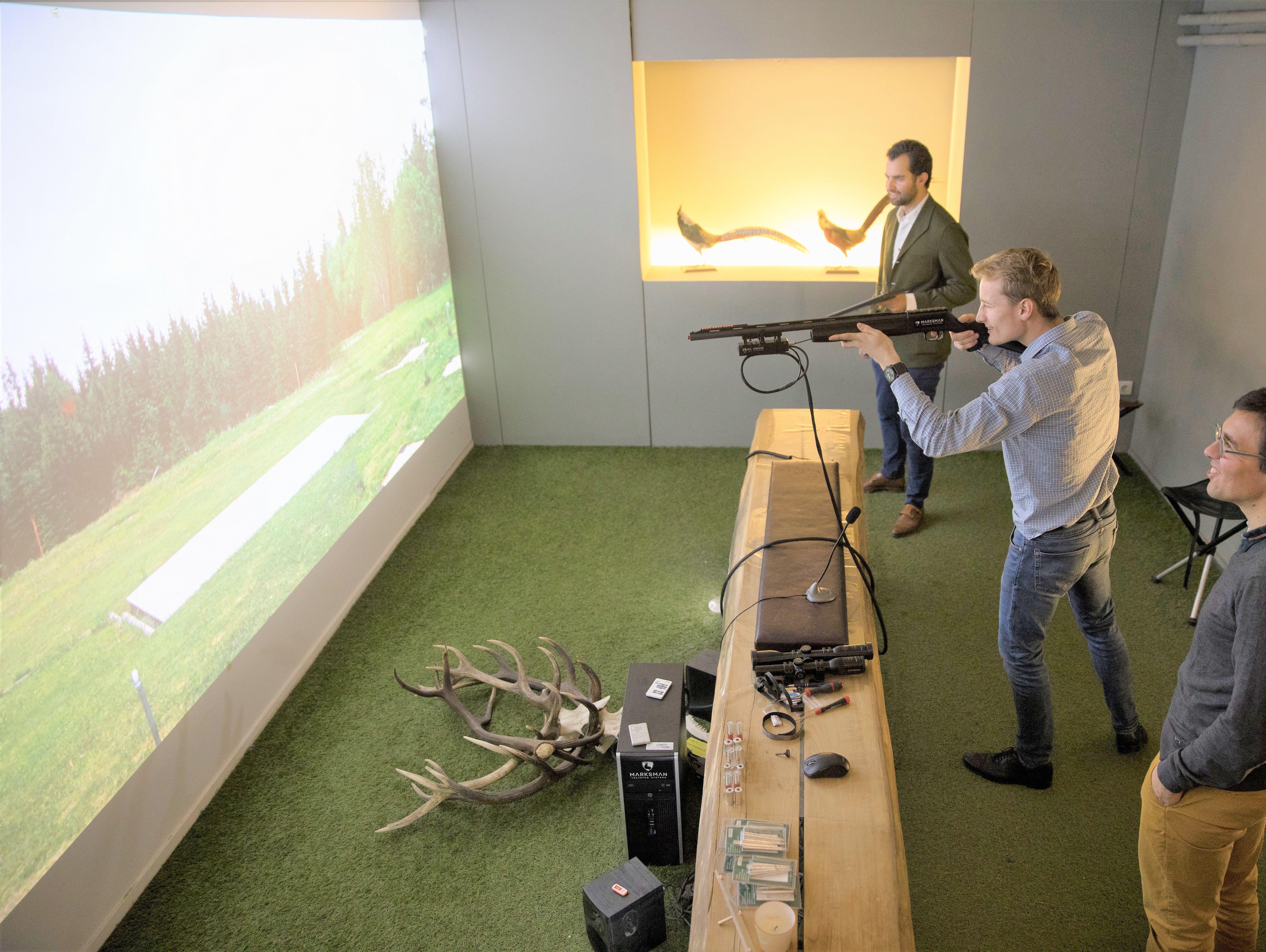 Afterwork Simulateur de chasse