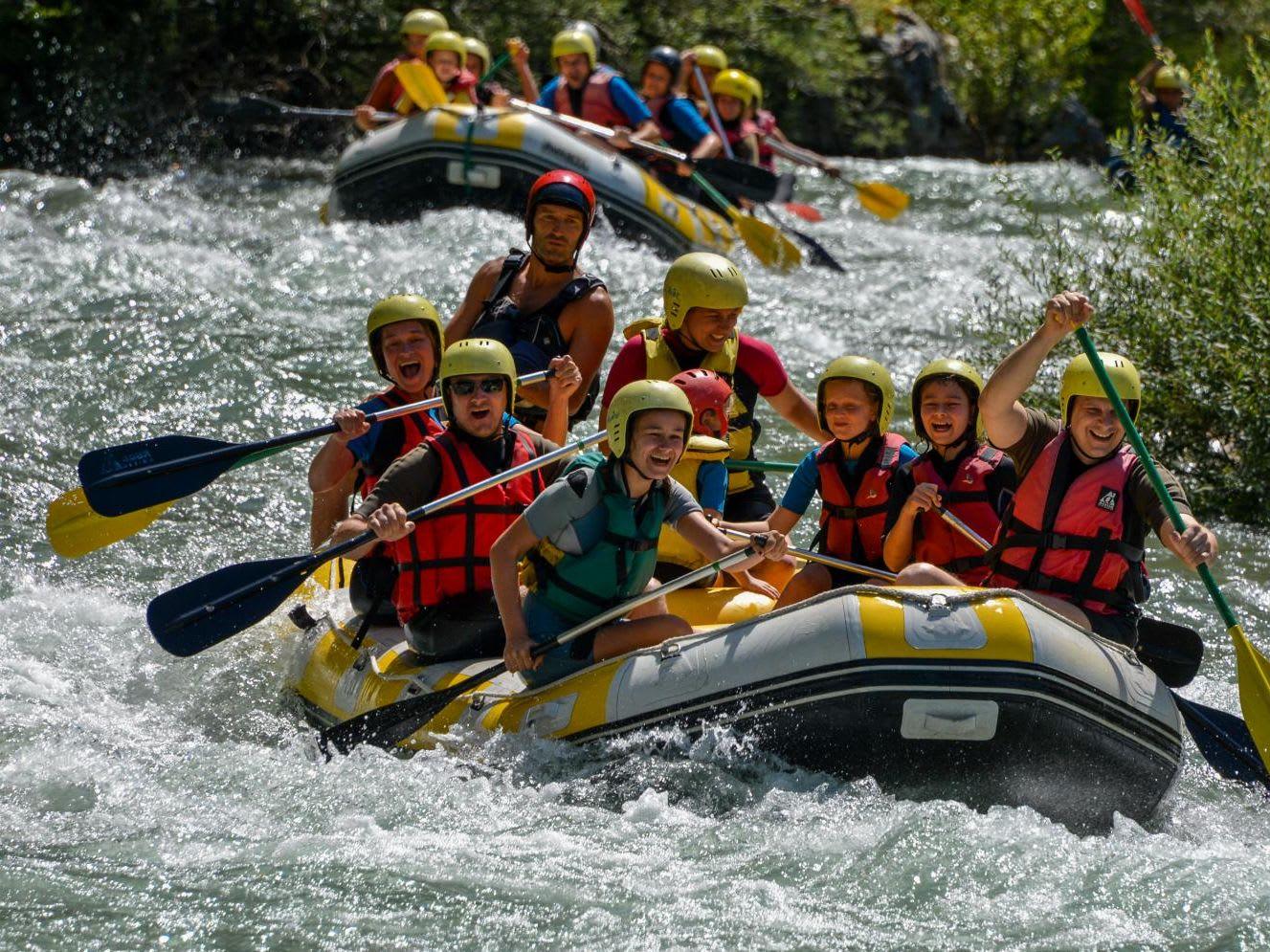 verdon rafting