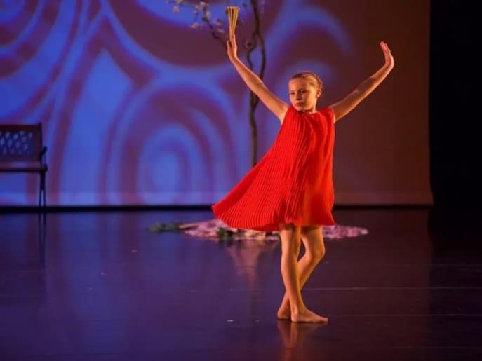 Anniversaire Danse
