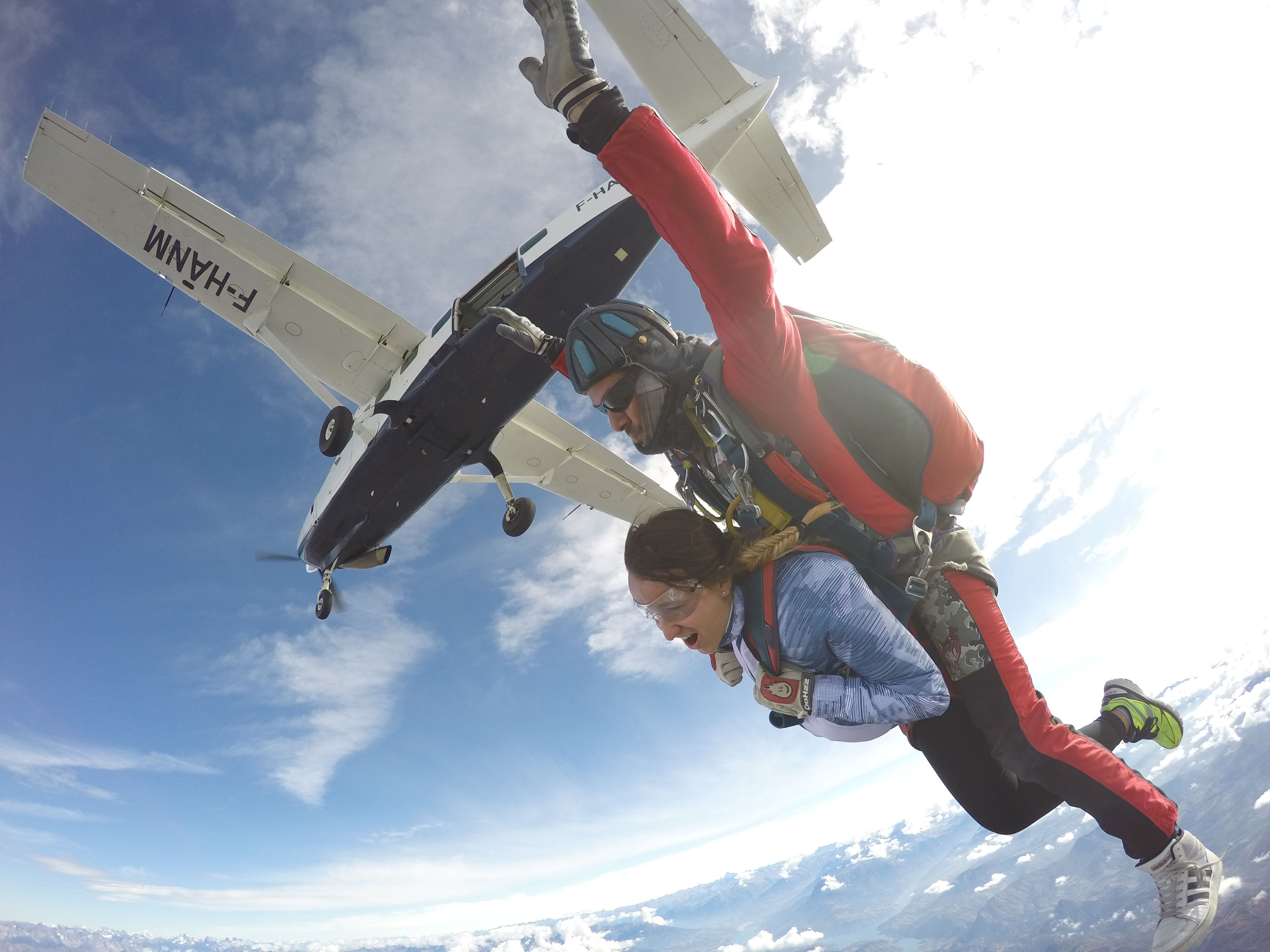 saut en parachute manosque