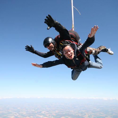 Air parachutisme - Hauts de Seine