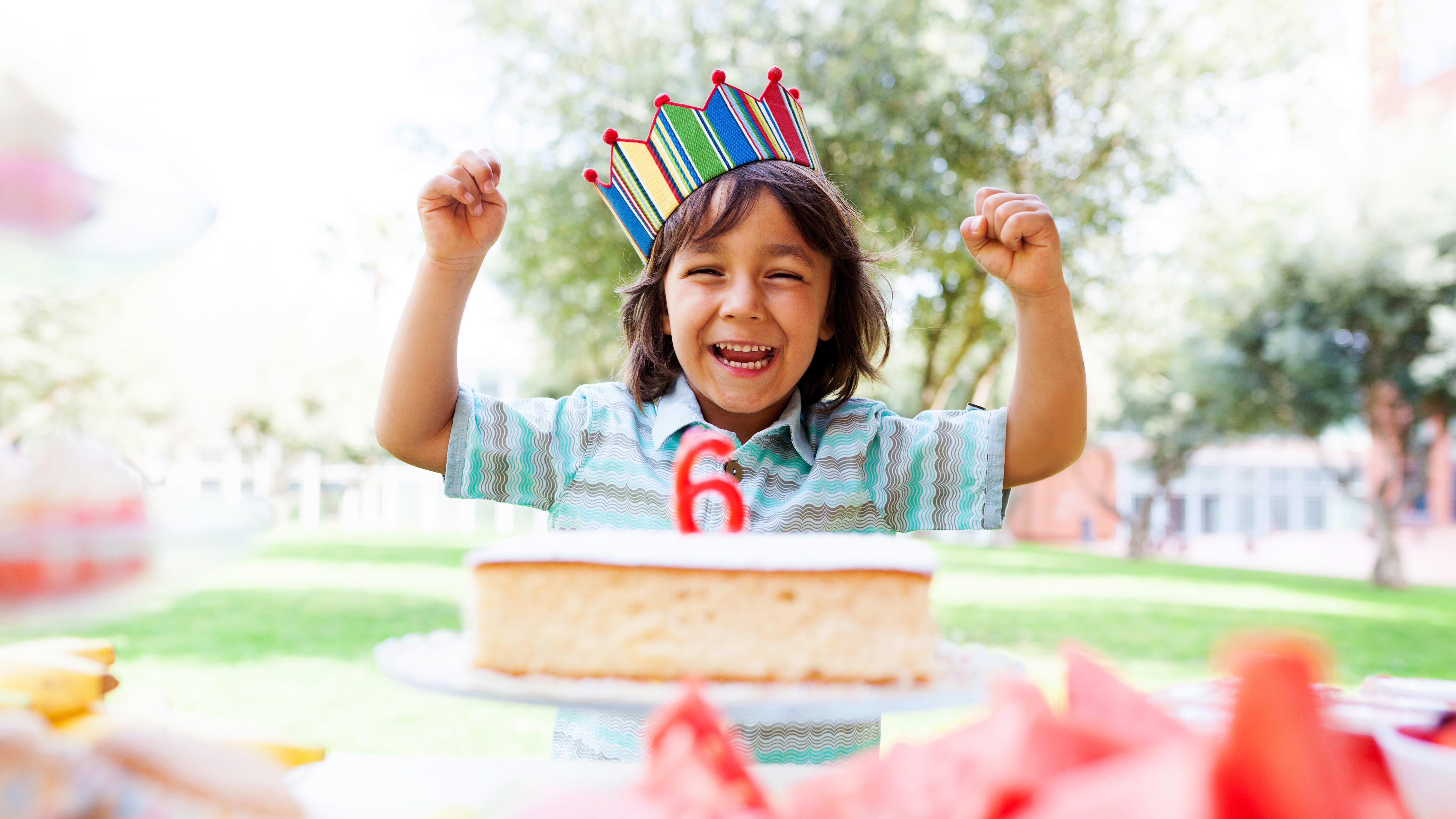 idée anniversaire pour garcon
