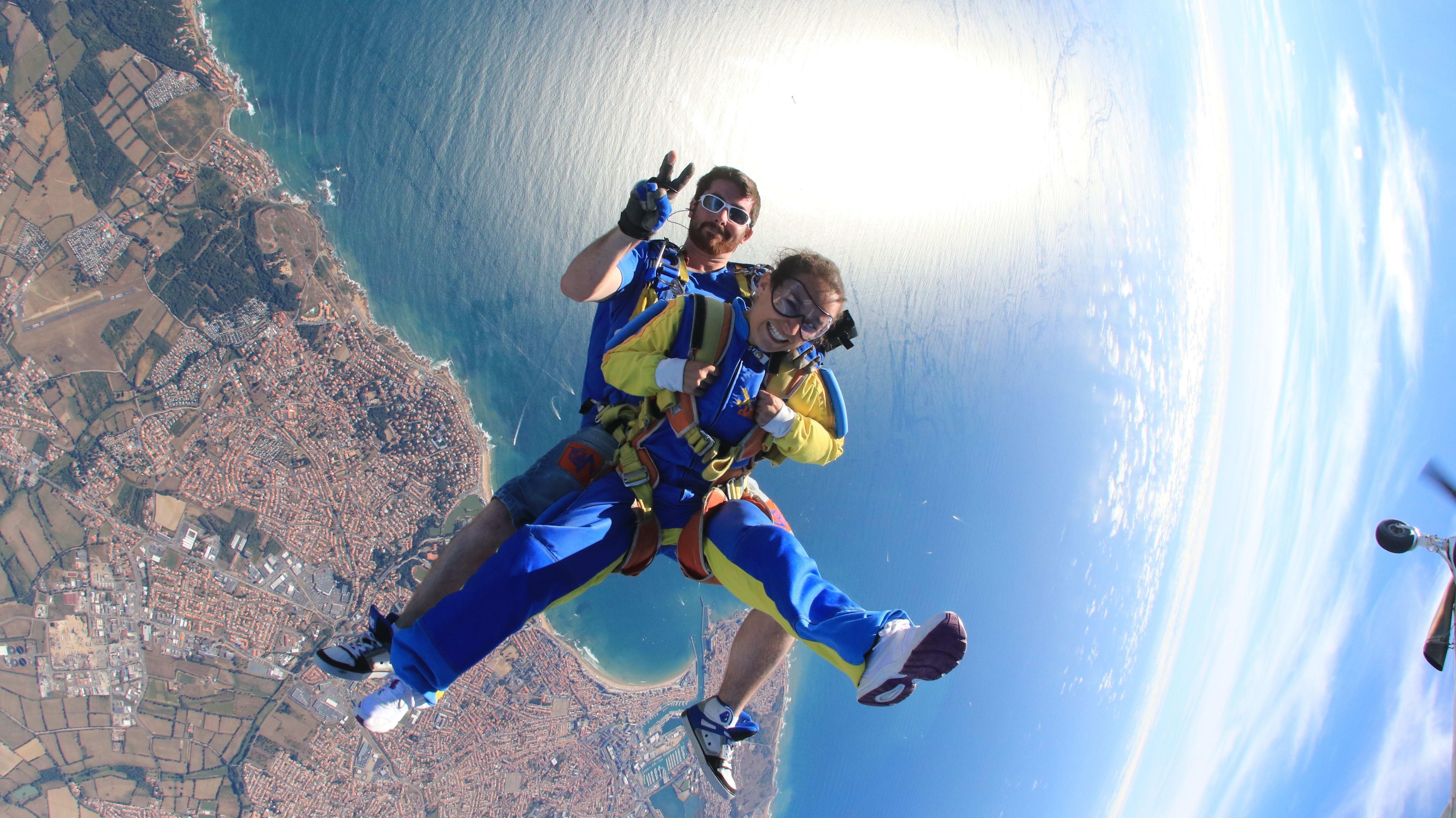 chute parachute