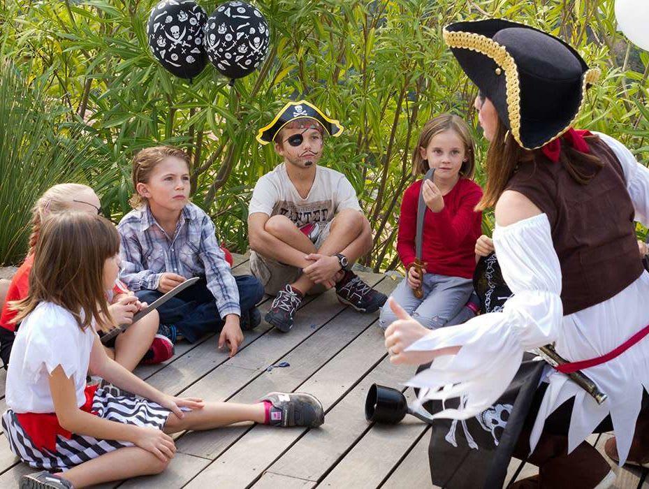 anniversaire enfant covid pirates