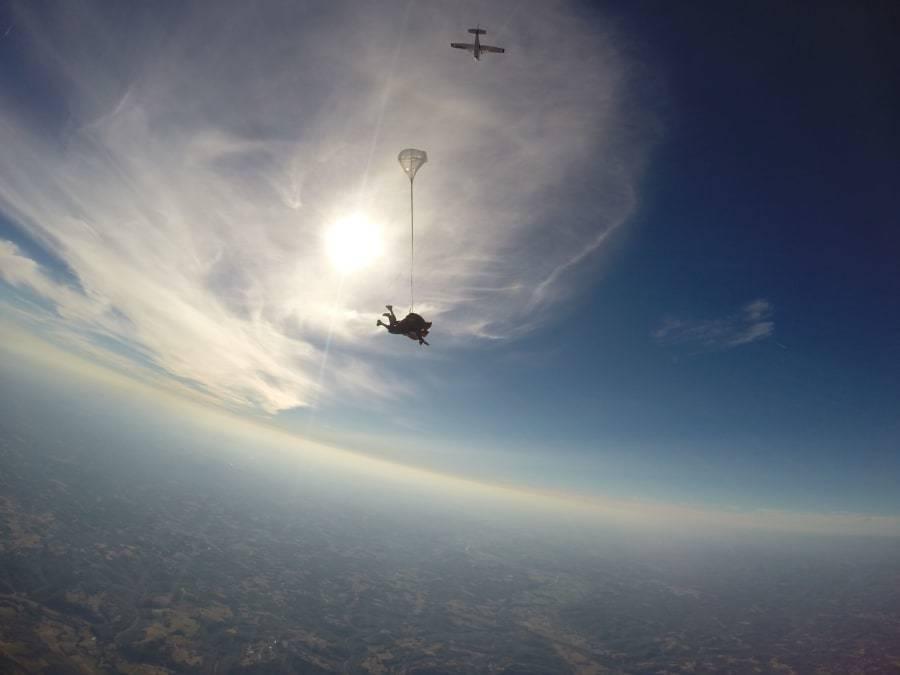 Qui a inventé le parachute