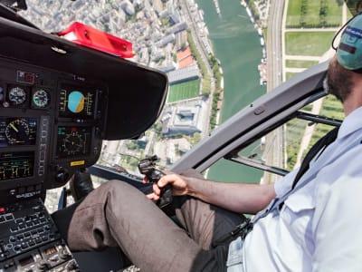 prix d'un vol en hélicoptère