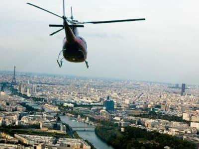Spots de vol en hélicoptère