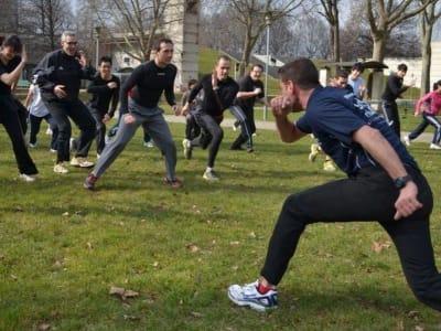 salariés qui pratiquent la capoeira