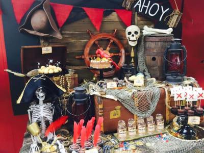 décoration pirate
