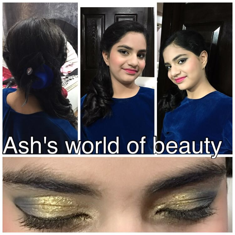 Ash World Of Beauty