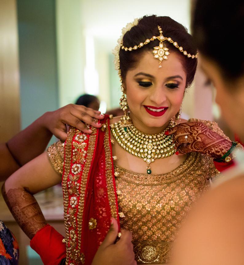 Aakriti Kochar Bridal Makeup