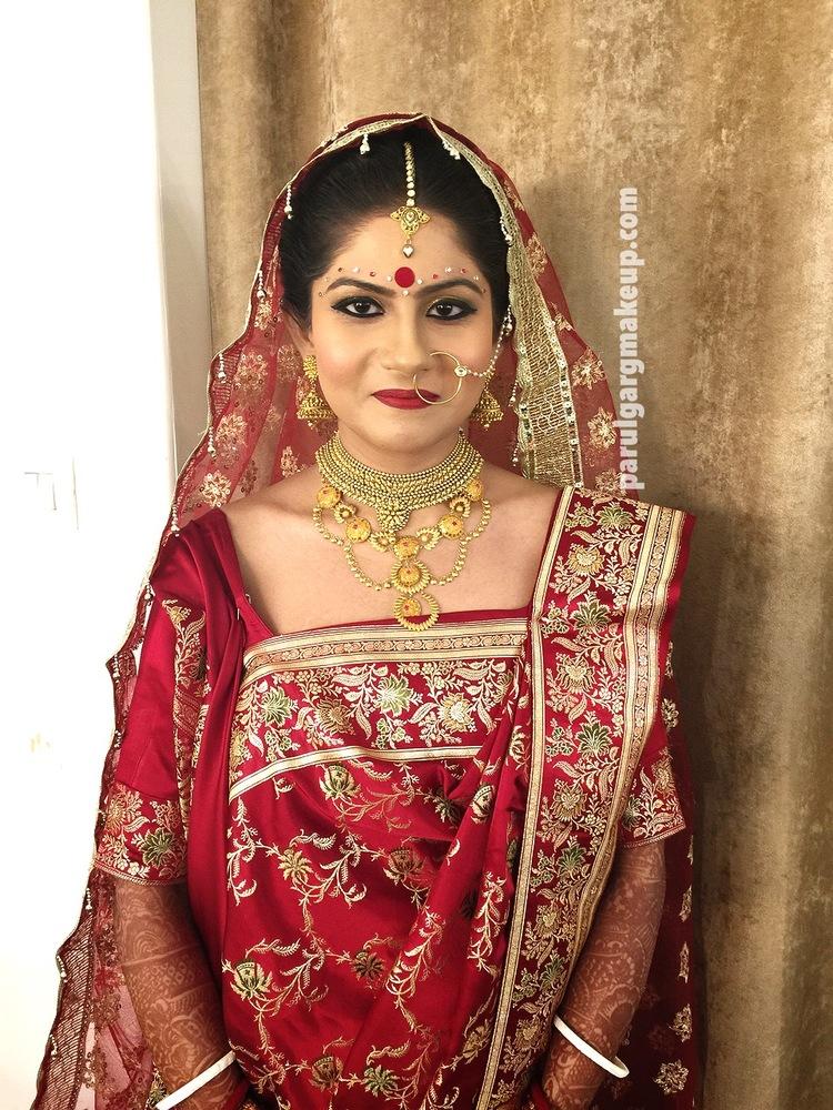 Makeup by Parul Garg