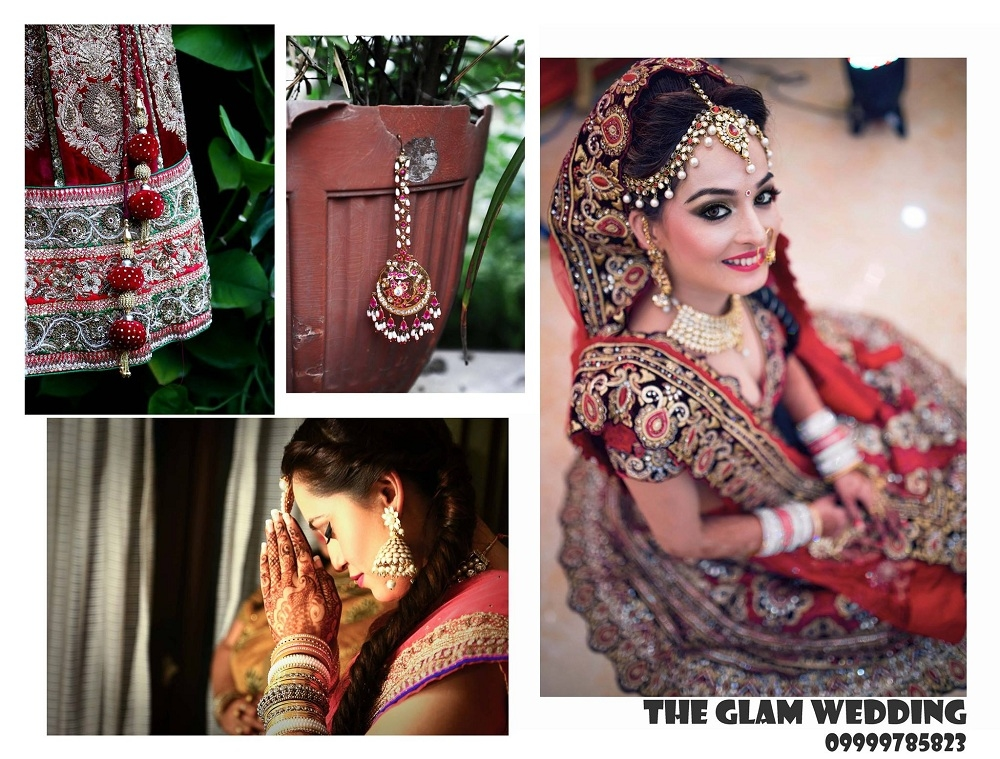 The Glam Wedding