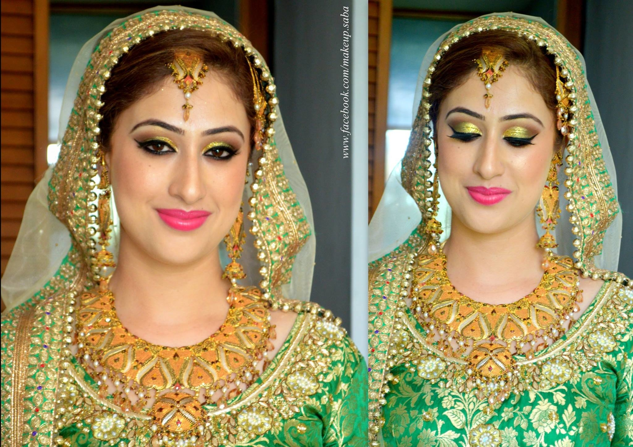 Makeup by Saba