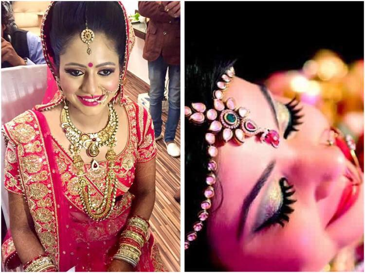Makeup FX by Reshu Nagpal