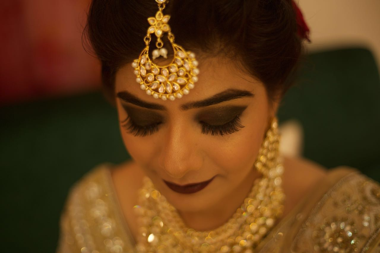 Makeup by Shubhangi Trehan
