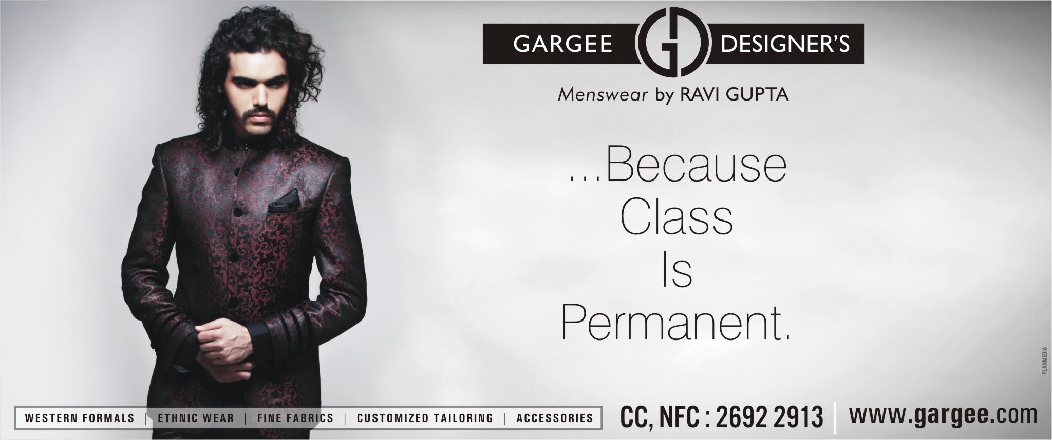 Gargee Designer's