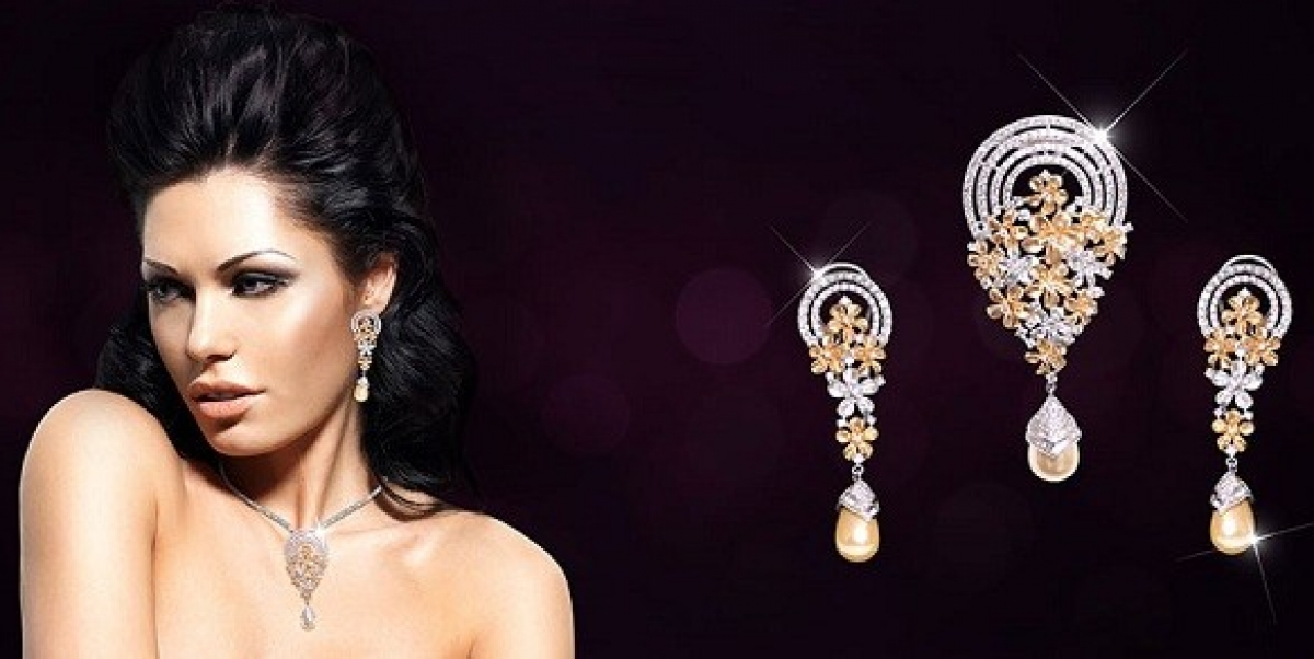 Royale Affaire Diamond Jewels By  Ishita A Jain