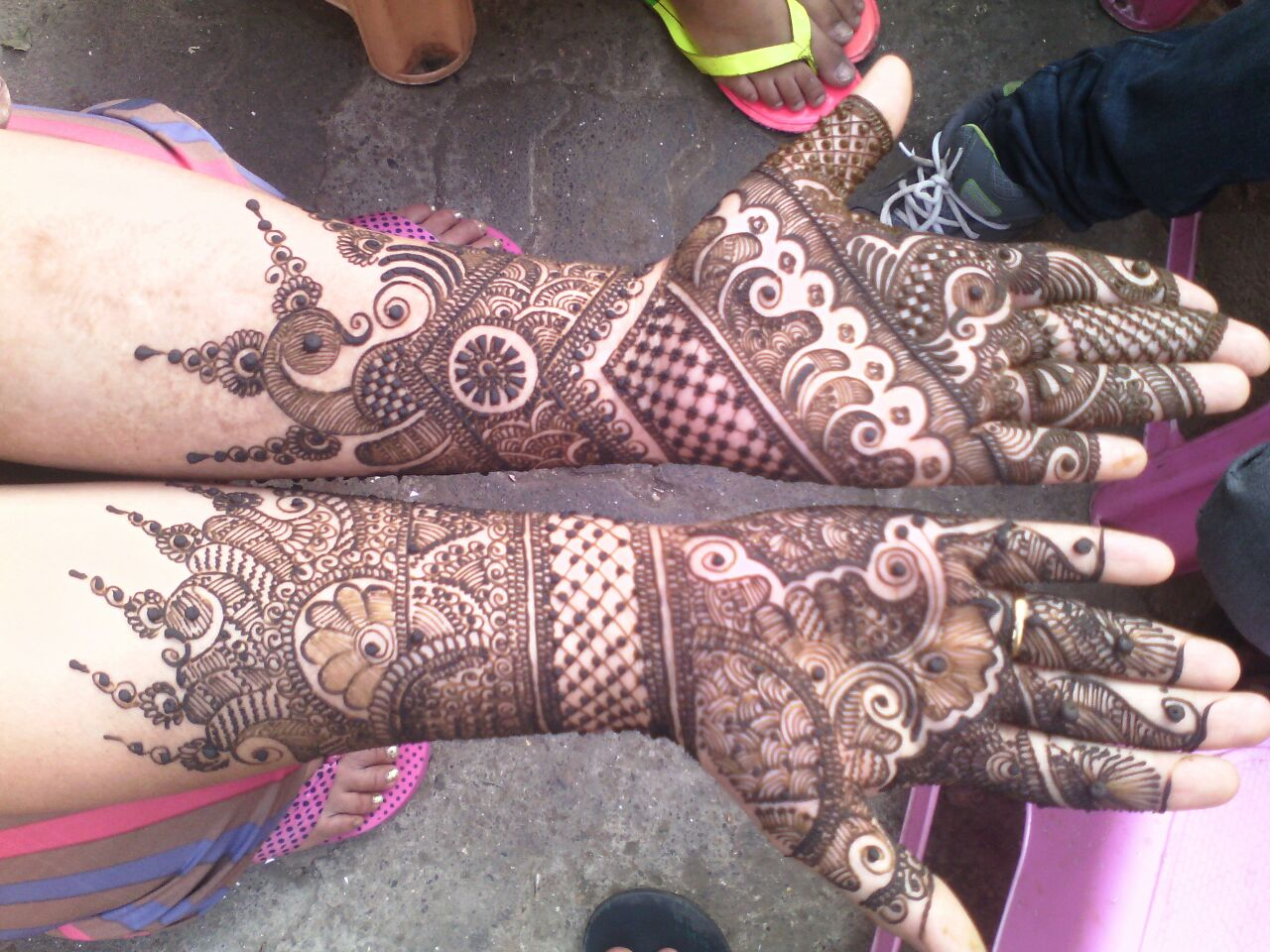 Bridal Mehndi In Jalandhar : Jp mehandi art wedding mehendi artist in delhi ncr functionmania
