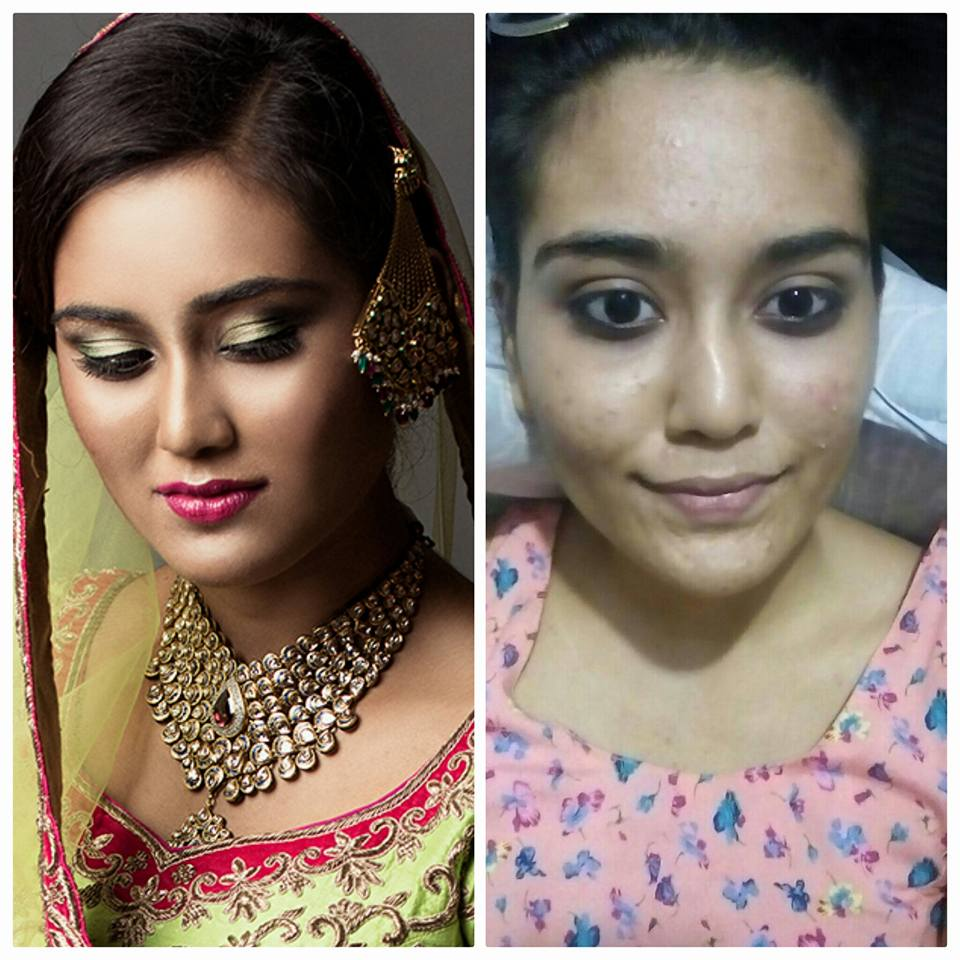 Makeup by Maanavi