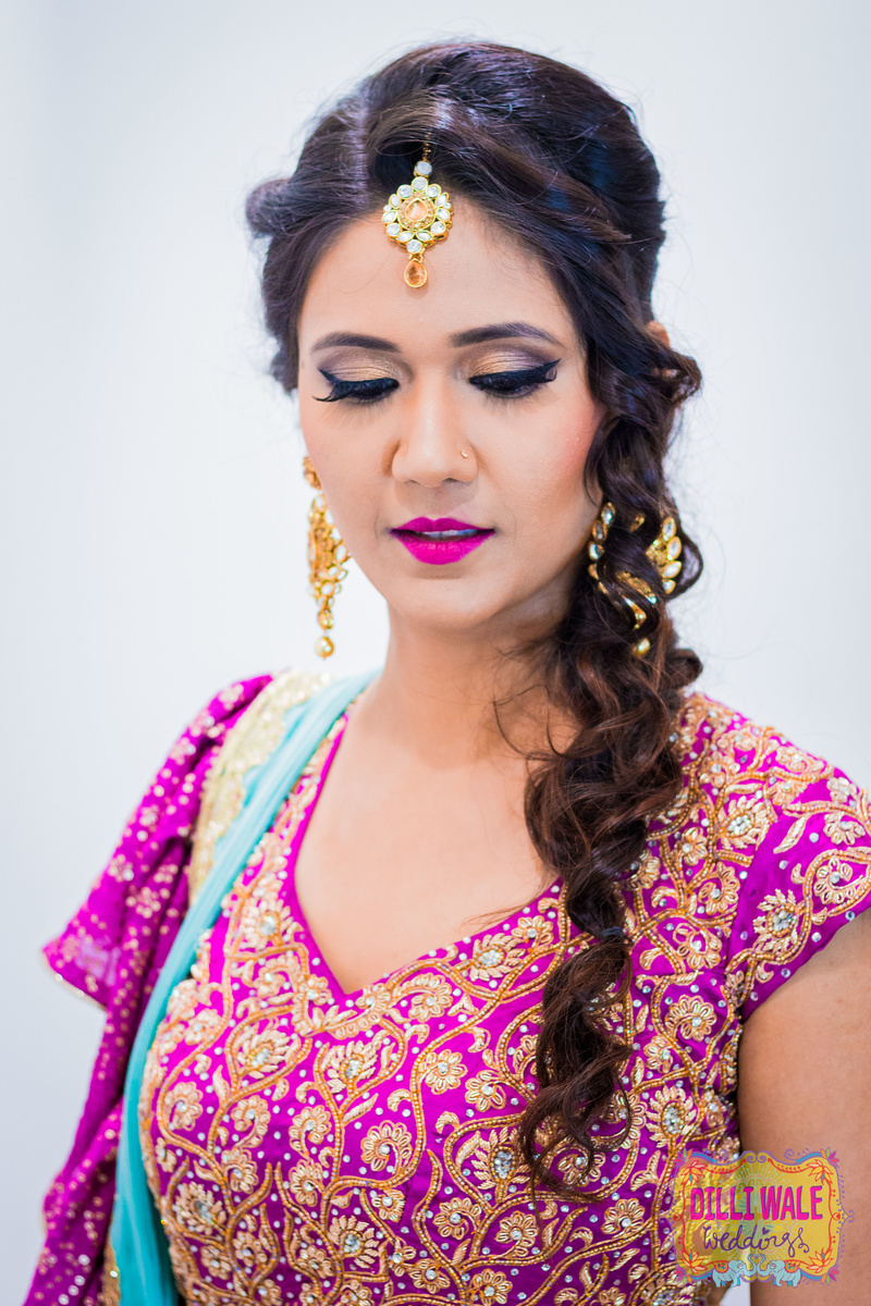 Makeup & Hair by Jyotsna