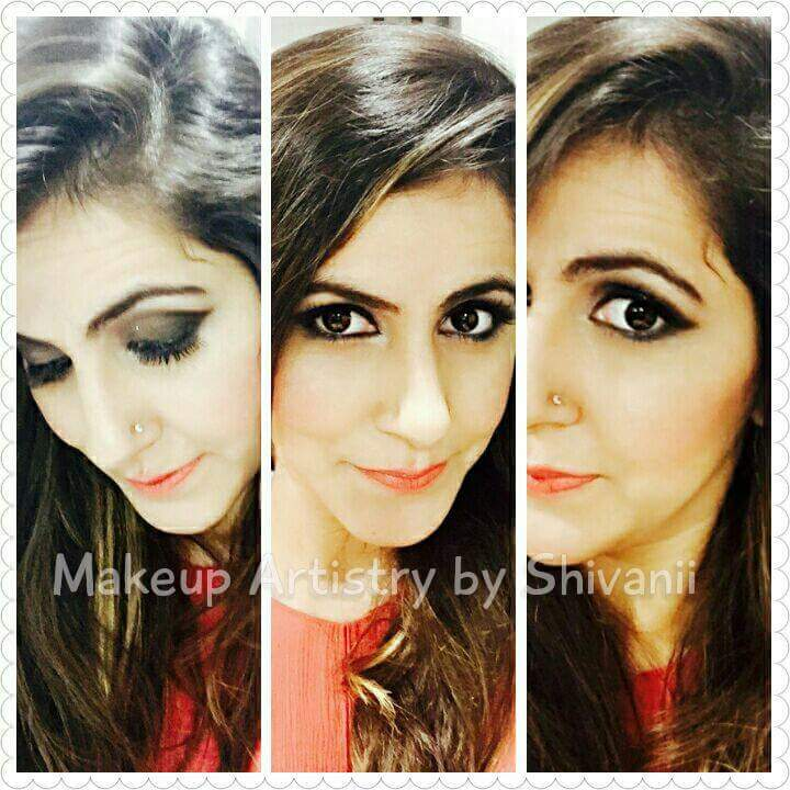 Makeup Artistry By Shivanii